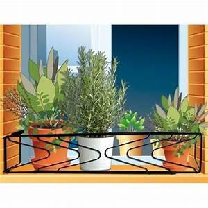 accessoires de contenants pour plantes tous les With support fenetre pour jardiniere
