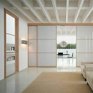 La decoration japonaise et l39interieur japonais en 50 photos for Tapis couloir avec canapé au sol modulable