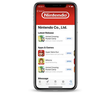 nintendos  president sets mobile gaming priority