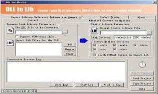 librerie dll dll to lib t 233 l 233 charger gratuitement la derni 232 re version
