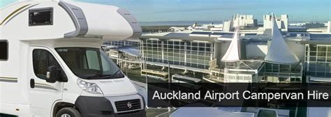 Auckland Airport Campervan Hire Compare Rates Today