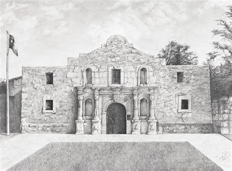 3 Alamo Drawing Sketches For Free Download On Ayoqq.org