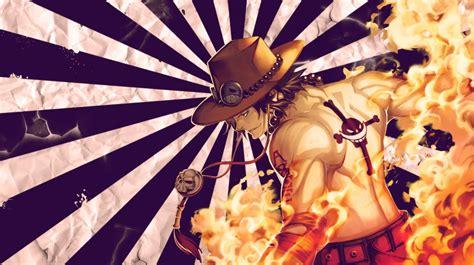wallpaper  piece ace fire wallpapermaiden