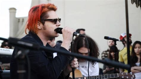 My Chemical Romance The Ghost Of You (live Acoustic At 98