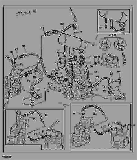 Pc78 Komatsu Wiring Diagram by Hydraulic Reservoir Lines Hydr 25 40cm3