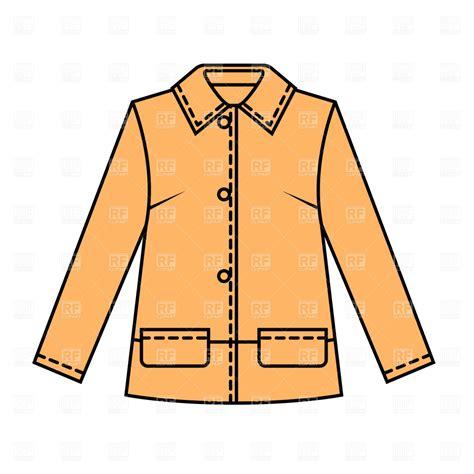 Coat Clip Jacket Clipart Clipart Suggest