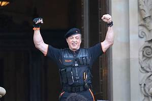 Sylvester Stallone spotted filming bread advert in Bolton ...
