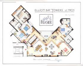 house plans with in apartment southgate residential tv and houses dr frasier crane 39 s apartment