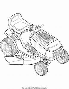Troy Bilt 13bx60tg711 Super Bronco  2007  Parts Diagram