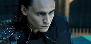 Thomas William Perfect Hiddleston, Loki's smile in The ...