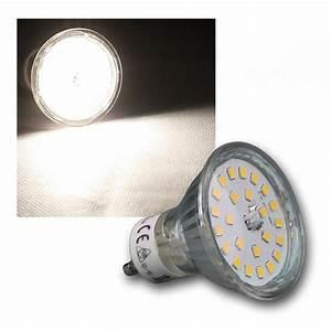 Leuchtmittel Gu10 Led : strahler leuchtmittel gu10 mr16 smd led 120 warm neutral ~ A.2002-acura-tl-radio.info Haus und Dekorationen
