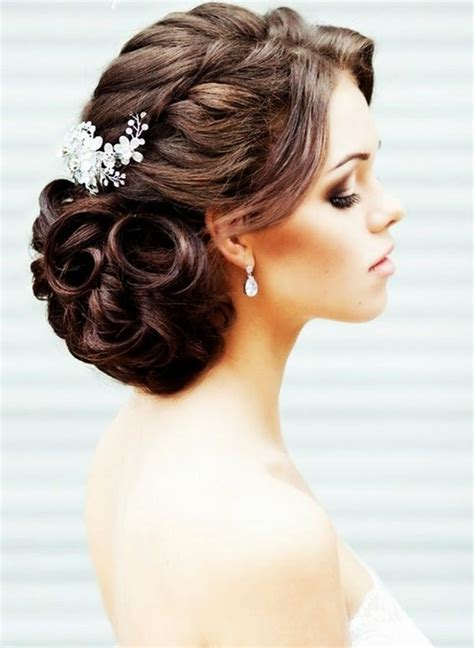 40 Drop Dead Exquisite Wedding Hairstyle Ideas
