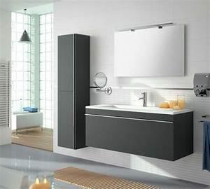 Meuble 100 Cm : meubles lave mains robinetteries meuble sdb meuble de salle de bain suspendu 100 cm ~ Teatrodelosmanantiales.com Idées de Décoration