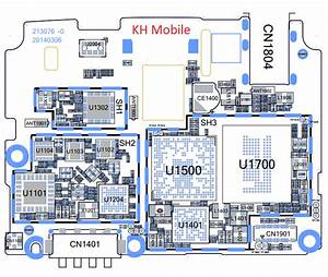 Oppo R1001 Schematic Diagram