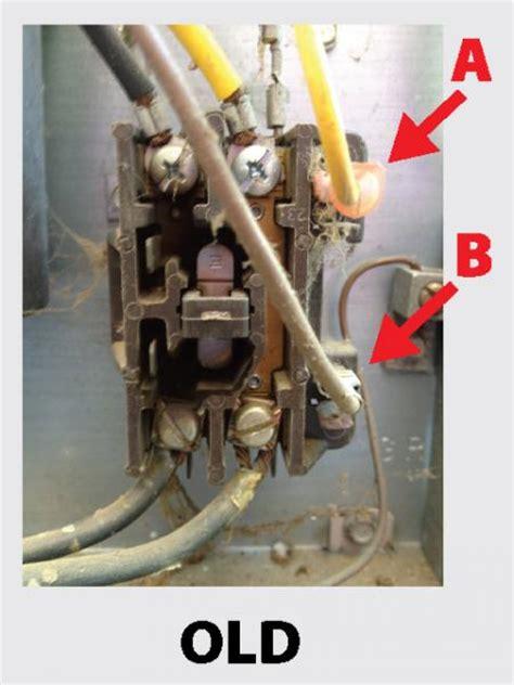 contactor wiring doityourselfcom community forums