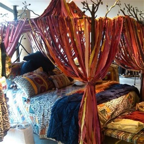 Boho Bed Canopy by Need More Inspiration With Bed Canopy Boho Read This