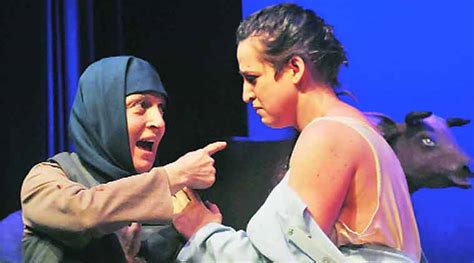 Odisha Minister Seeks Nsd Explanation On Nudity In Polish Play The Indian Express