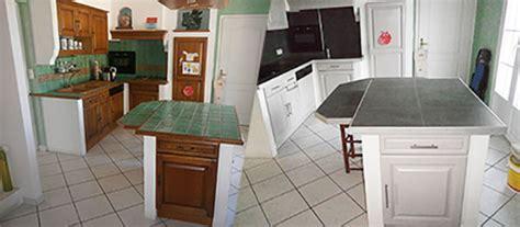 cuisine avant apr鑚 relooking imagorenovation rénovation de cuisine relooking atelier imago rénovation toulouse