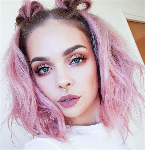 edgy hair color ideas worth  page    ninja cosmico