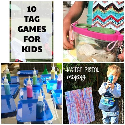 30 + Fun Must Do Outdoor Activities For Kids!  Fun With Mama