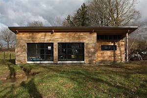Maison écologique En Kit : construction cabane ecologique ~ Dode.kayakingforconservation.com Idées de Décoration