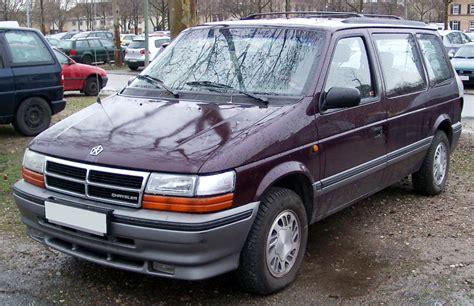 Chrysler Plymouth Voyager by Chrysler Voyager 1995