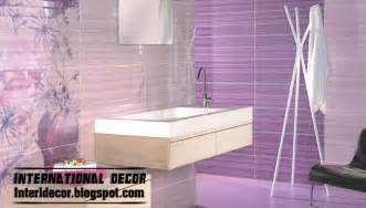 wall tile designs bathroom interior decor idea wall tile designs for bathroom in purple color purple tiles