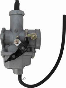 Carburetor - 30mm  Manual Choke