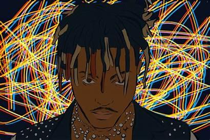 Juice Wrld Animated Death Rap Rappers Rapper