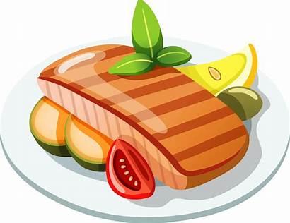 Clip Dinner Clipart Steak Cliparts Festival
