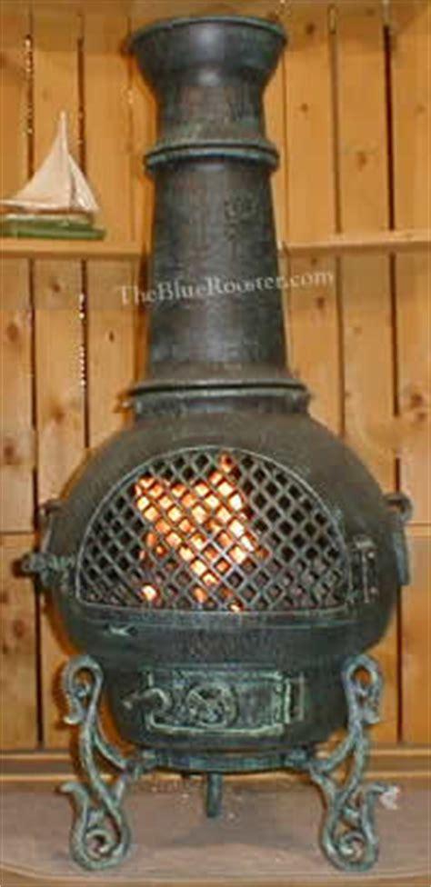 Gatsby Chiminea by Gatsby Chiminea Outdoor Fireplace W Gas