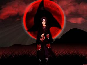 Animation: Itachi Uchiha Naruto Shippuden