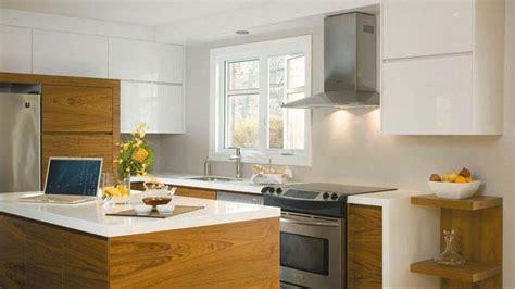bois et blanc dans la cuisine les id 233 es de ma maison