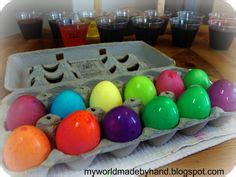 easter craft ideas for how to get the season s colors for easter eggs 6487