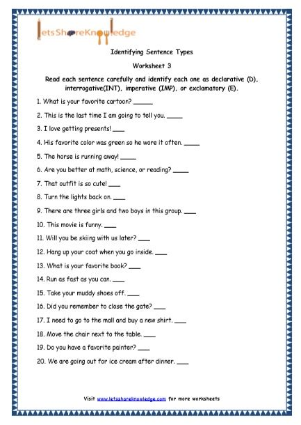 grade 4 resources printable worksheets topic 4