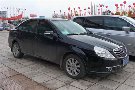 Buick Astra by Buick Excelle Astra Stufenheck In Shouguang 6 11 11