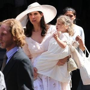 India And Sacha Casiraghi Wear Exclusive Marie Chantal