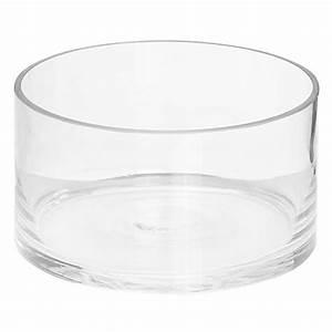 Vase Rond Transparent : catgorie vase du guide et comparateur d 39 achat ~ Teatrodelosmanantiales.com Idées de Décoration