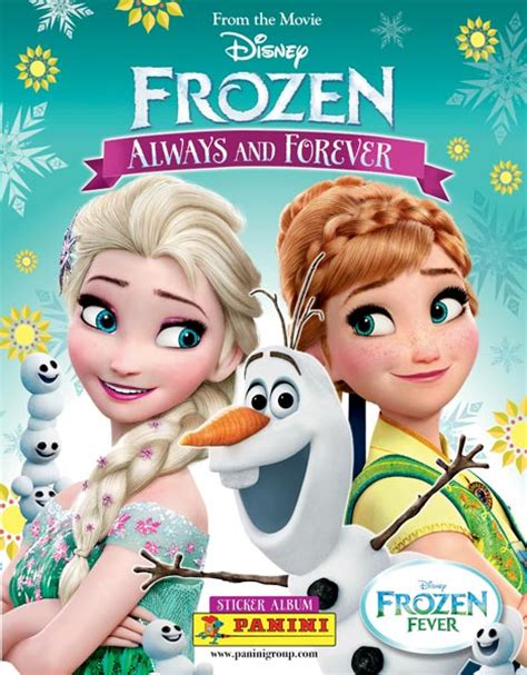 stickers muraux reine des neiges panini united kingdom disney frozen always and forever sticker collection