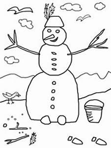Malvorlagen Fr Den Winter Basteln Gestalten