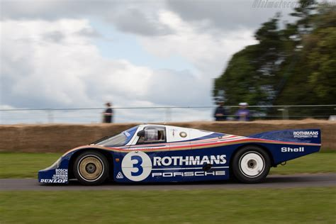 Porsche 956 - Chassis: 956-004 - 2012 Goodwood Festival of ...