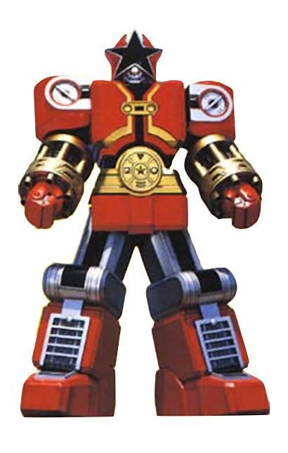 Mecha Ranger Sentai Super Counting Idea Ve