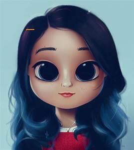 Cartoon, Portrait, Digital Art, Digital Drawing, Digital ...