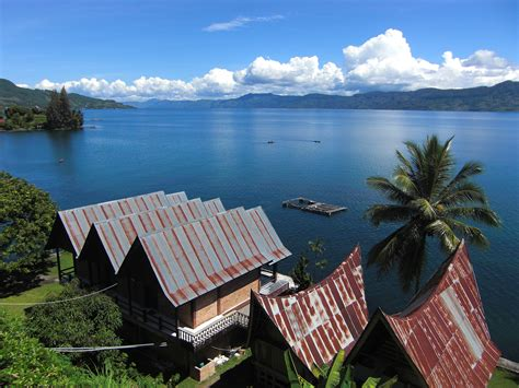 wisata sumatera utara danau toba aneka tempat wisata