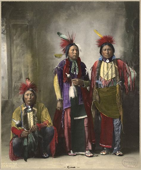 Old Color Photos Of Native Americans Huffpost
