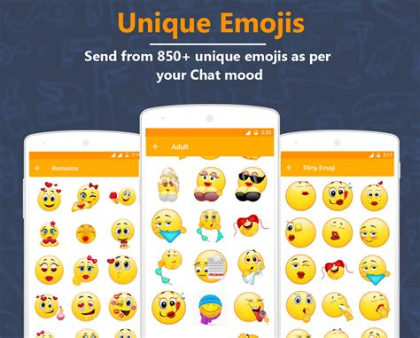 Dirty Emoji Pack Android Apps Download