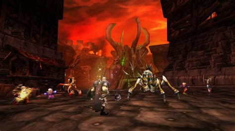 blizzard reveals world  warcraft classic gaming age