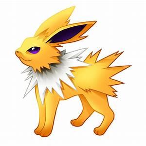 Pokemon 135 Jolteon