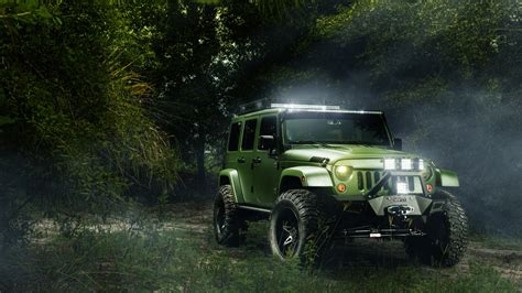 Jeep Wrangler Wallpaper
