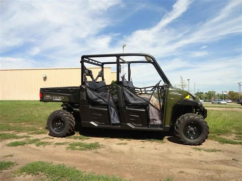 New 2015 Polaris Ranger Crew 570 Full Atvs For Sale In
